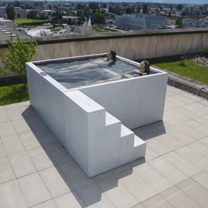 dade Concrete Whirlpool Hotstone